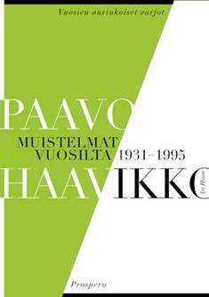 Muistelmat vuosilta 1931-1995