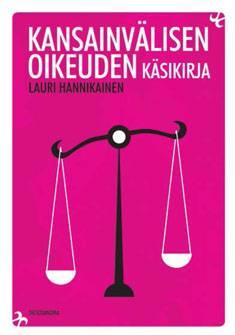 Kansainvälisen oikeuden käsikirja