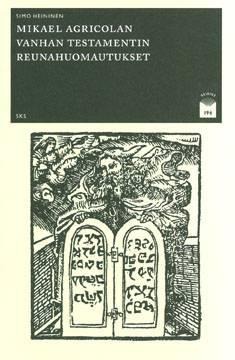 Mikael Agricolan Vanhan testamentin reunahuomautukset