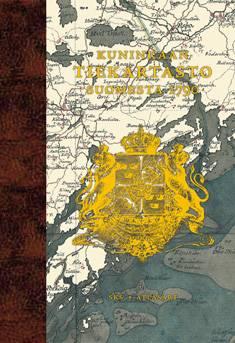 Kuninkaan tiekartasto Suomesta 1790