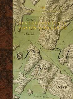 Sprengtportenin Savon kartasto