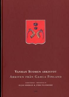 Vanhan Suomen arkistot