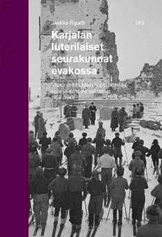 Karjalan luterilaiset seurakunnat evakossa