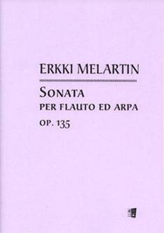 Sonata per flauto ed arpa / Sonata for Flute and Harp