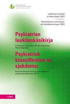 Psykiatrian luokituskäsikirja