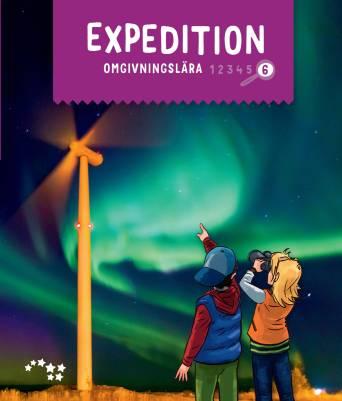 Expedition 6 omgivningslära