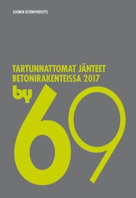 by 69 Tartunnattomat jänteet betonirakenteissa 2017