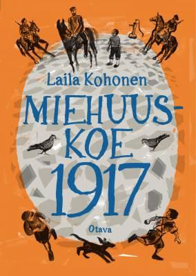 Miehuuskoe 1917