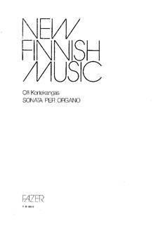 Sonata per organo