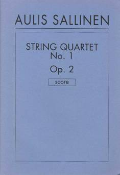String Quartet No. 1 op 2