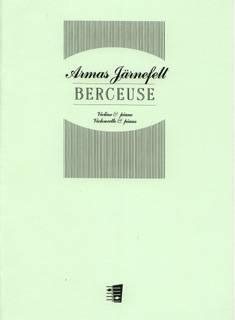 Berceuse / Kehtolaulu (vl/vcl + piano)
