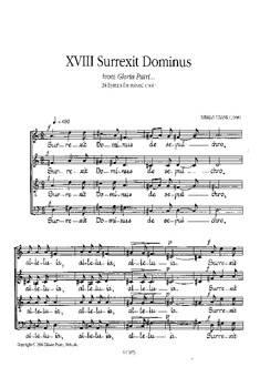 Surrexit Dominus