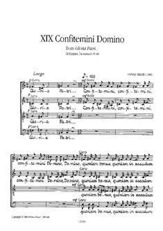 Confitemini Domino