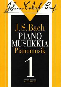 Pianomusiikkia 1 / Music for Piano 1