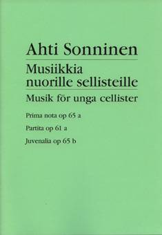 Musiikkia nuorille sellisteille / Music for Young Cellists