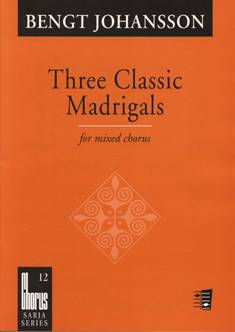 Three Classic Madrigals