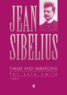 Theme and Variations for solo cello - Teema ja variaatiot
