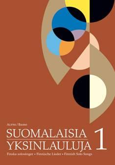 Suomalaisia yksinlauluja 1 (altto/basso)