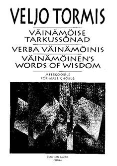 Väinämöise tarkussonad / Väinämöinen's Words of Wisdom