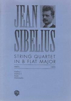 String Quartet B Flat Major