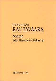 Sonata per flauto e chitarra / Sonata for Flute and Guitar