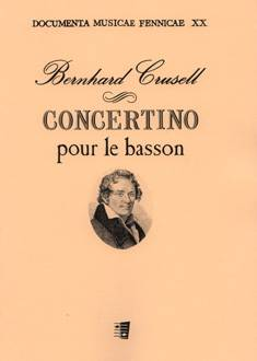 Concertino pour le basson / Concertino for Bassoon