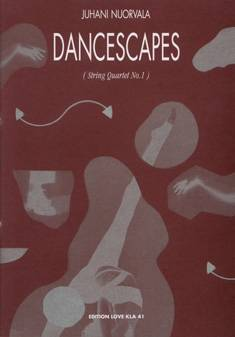 Dancescapes (String Quartet No. 1)