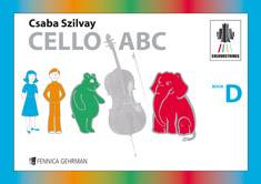 Colourstrings Cello ABC (Book D)
