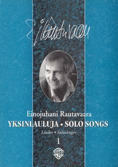 Solo Songs 1 / Yksinlauluja 1
