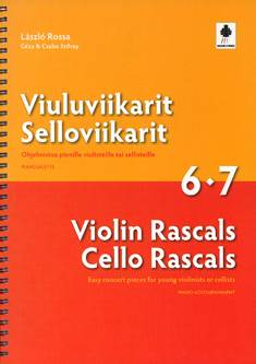 Violin/Cello Rascals (Viuluviikarit/Selloviikarit) 6-7