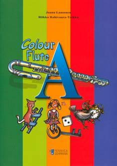 Colour Flute (Book A)