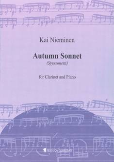 Autumn Sonnet / Syyssonetti