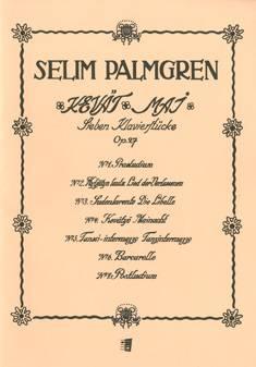 Kevät / Maj op 27 (7 Piano Pieces / 7 pianokappaletta)