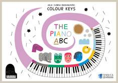 Colour Keys the piano ABC (Book A)