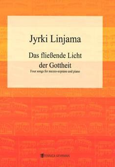 Das fliessende Licht de Gottheit / Four songs for mezzo-soprano and piano