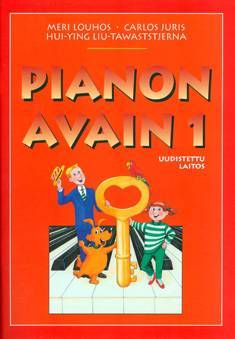 Pianon avain 1