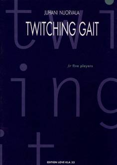 Twitching Gait for five players