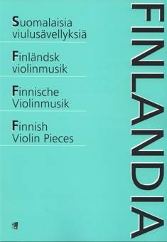 Finlandia - Finnish Violin Pieces