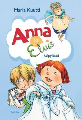 Anna ja Elvis kylpylässä