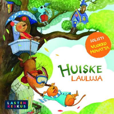 Huiske-lauluja (cd)