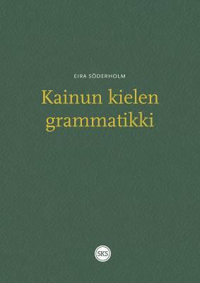 Kainun kielen grammatikki