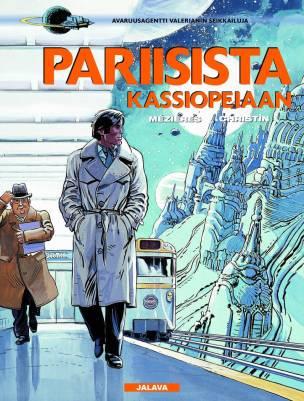 Pariisista Kassiopeiaan