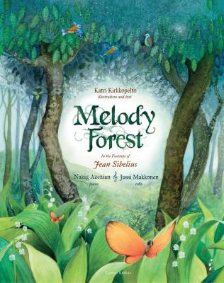 Melody Forest (+cd)