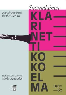 Suomalainen klarinettikokoelma 1900-60 (klarinetti ja piano)