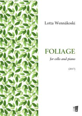 Foliage for cello and piano
