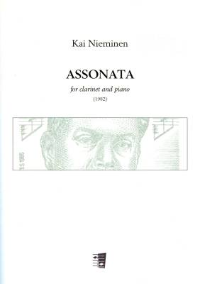 Assonata (1982) : for clarinet and piano