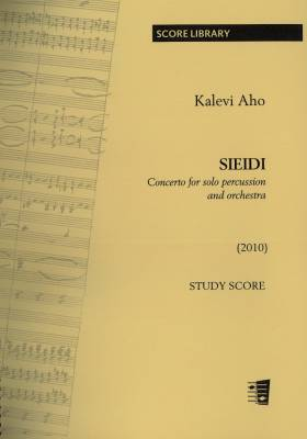 Sieidi - Concerto for solo percussion and orchestra
