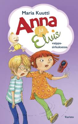 Anna ja Elvis vaippasirkuksessa