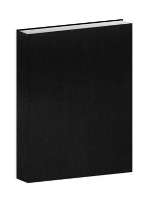 Bujo-muistikirja musta kangas