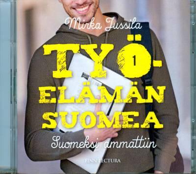 Työelämän suomea 1 (cd)